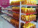 Rak Minimarket/Supermarket Bandung A123