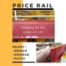 Ready Price Rail / Price Card / Price Tag