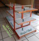 Rak Minimarket Standart Palembang