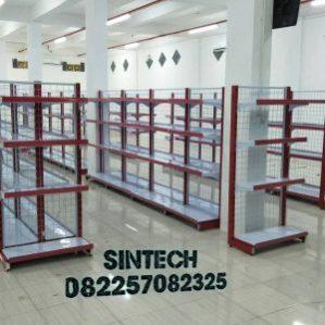 Pabrik Rak Supermarket di Surabaya