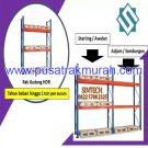 Heavy Duty Rack (Rak Gudang)