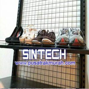Rak Gondola Display Sepatu